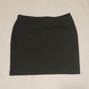 New York & company mini skirt